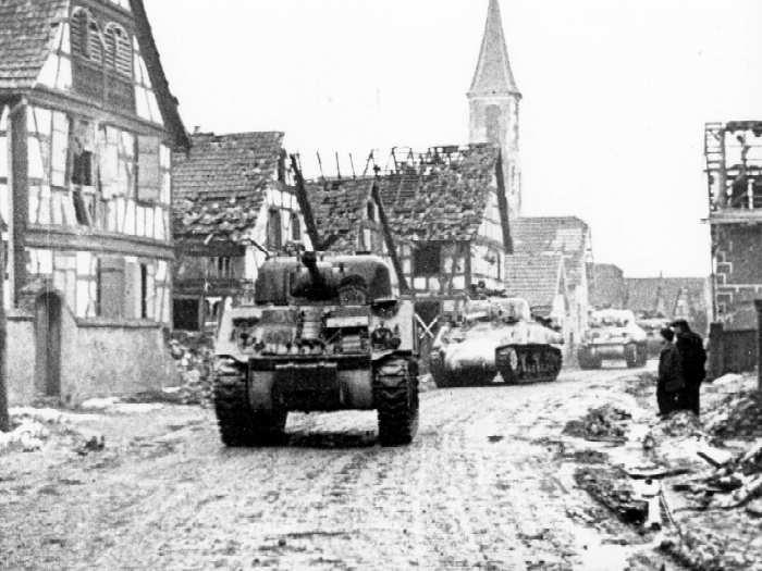Deuxi me guerre mondiale 1943 1945 - Front de liberation des nains de jardins ...